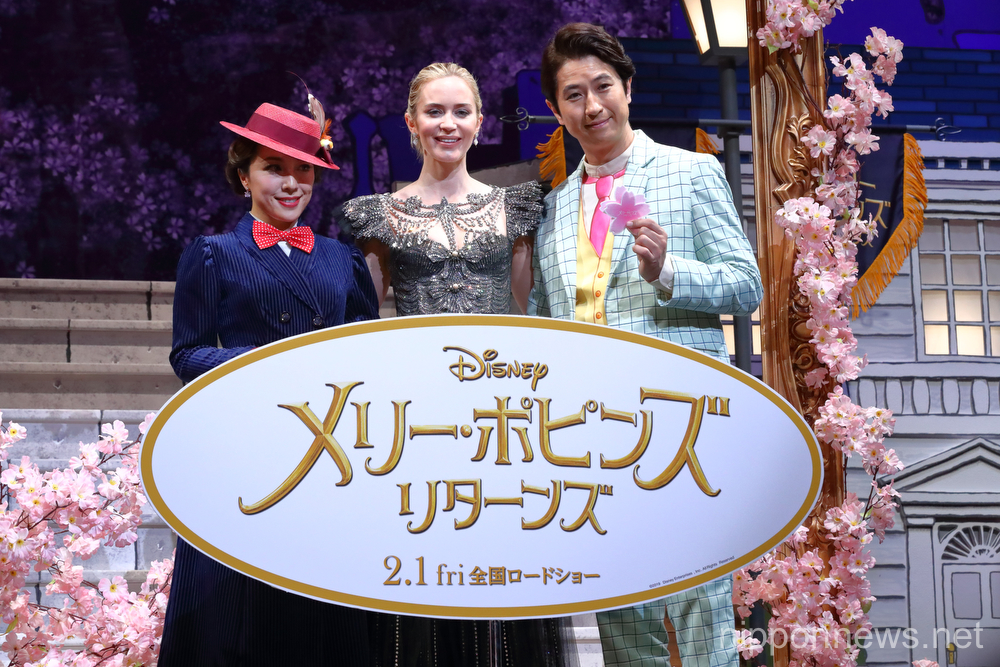 Mary Poppins Returns Japan premiere