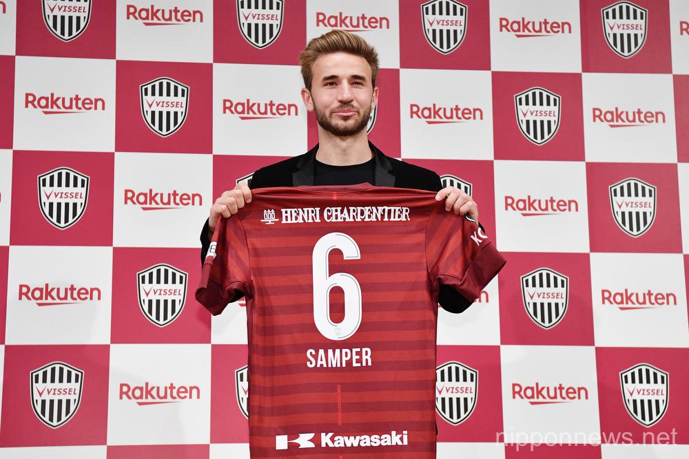 Vissel Kobe signs Sergi Samper