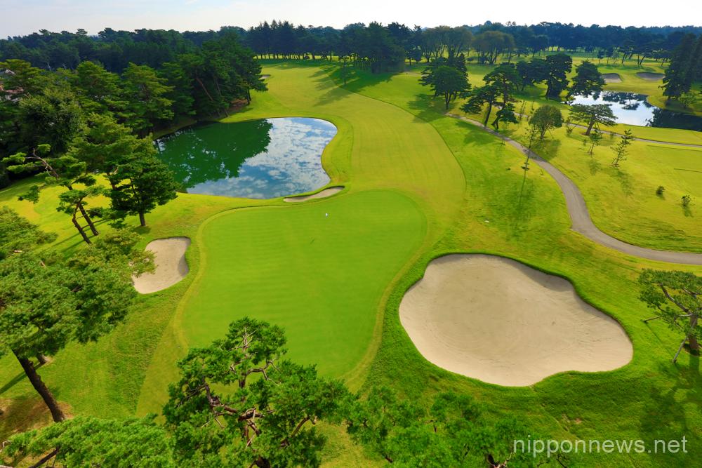 Tokyo 2020 Olympic Games – Golf Venue: Kasumigaseki CC